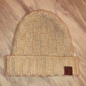 7102019a2a7 Louis Vuitton Accessories - Louis Vuitton Helsinki Cashmere Winter Hat